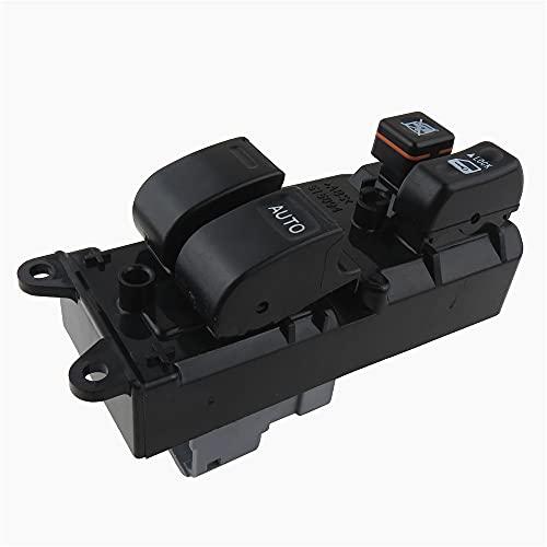 KUANGQIANWEI Interruptor de Ventana 84820-42100 Conductor Derecho Side Electric Power Master Windoy Switch Fit para Toyota Corolla Car-Styling