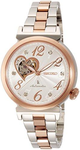 [セイコーウォッチ] 腕時計 ルキア メカニカル SSVM022 レディース シルバー