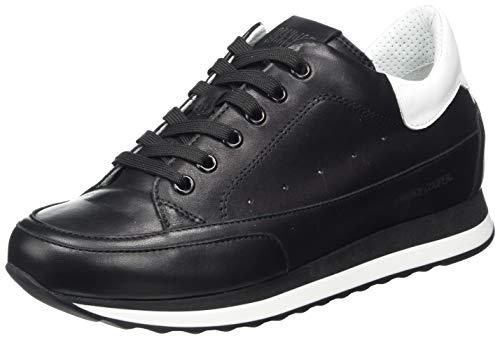 Candice Cooper Damen Houston Sneaker, Schwarz (Nero Vitello), 39 EU