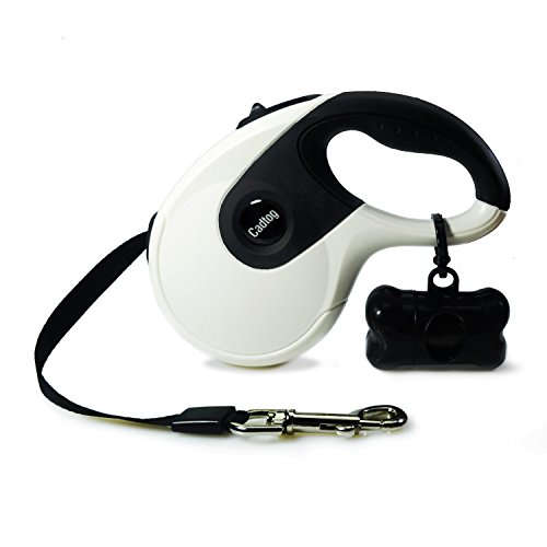 Retractable Dog Leash, 16 Ft Dog Walking Leash For Medium-Large Dogs