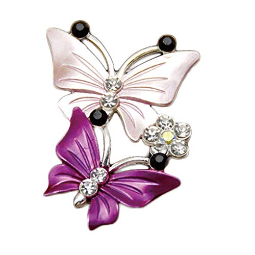 Carino auto profumo della farfalla Accessori Deodorante Air Vent Air Vent clip delle decorazioni Profumo per le automobili
