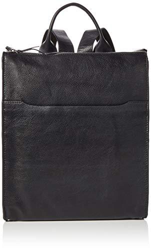 Clarks The Hayle LGE - Bolso bandolera para mujer, 1 x 1 x 1 cm, color negro