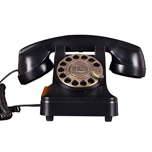 Téléphone fixe GAOLILI Antique rétro Mode créative Filaire Maison