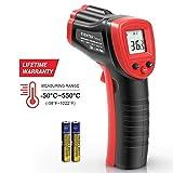 Eventek Infrared Thermometer, -50°C~550°C (-58°F~1022°F) IR Laser...