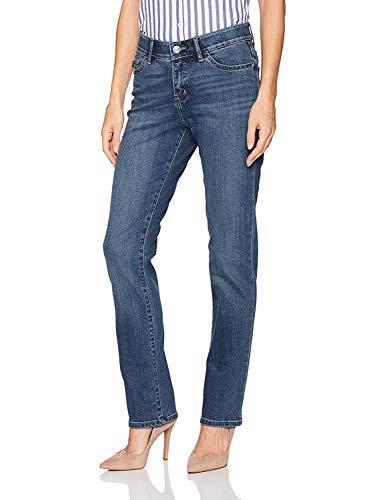 Lee Women's Flex Motion Regular Fit Straight Leg Jean, Rayne, 14