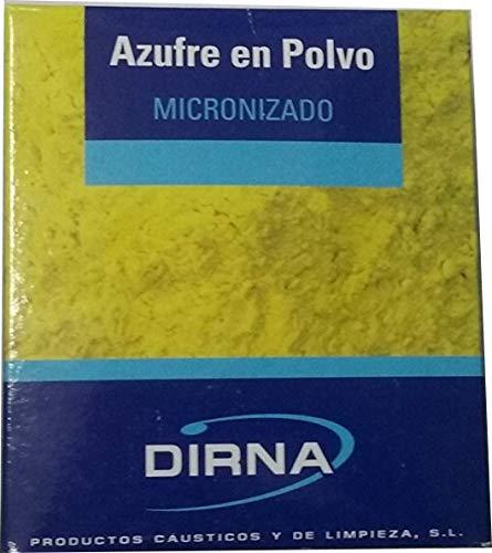 Azufer en polvo micronizado 750 grs.