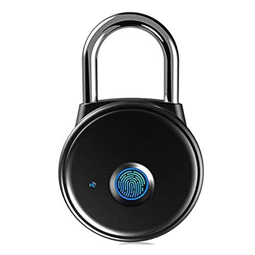 TWDYC Padlock Padlock Smart Bluetooth Aplicación de teléfono Bloqueo de la Puerta de Seguridad de la Puerta de la Puerta de la Puerta al Aire Libre Línea de candado