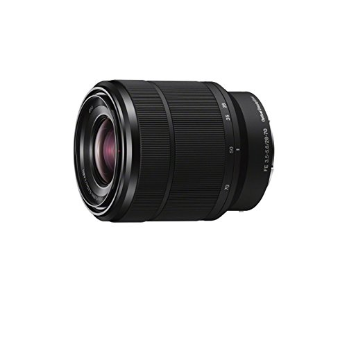 Sony SEL2870 E Mount - Full Frame 28-70 mm F3.5-5.6 Zoom Lens(Certified Refurbished)