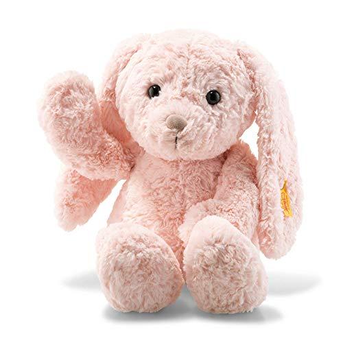 Steiff 80630 Hase, rosa, 45 cm