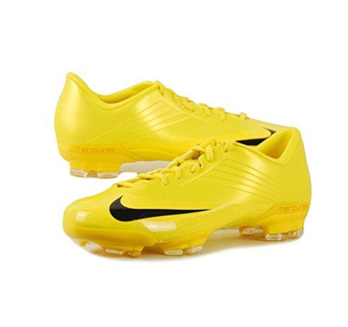 Nike Youth Talaria V FG - Camiseta de Tirantes, Color Amarillo y Negro, 4 Años, Amarillo