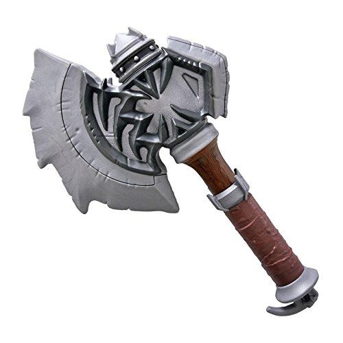 Warcraft Durotans Axt Kunststoff