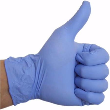 EcoQuality 即納 - Nitrile Exam Gloves 600ct Disposable Late 2020新作 Medium