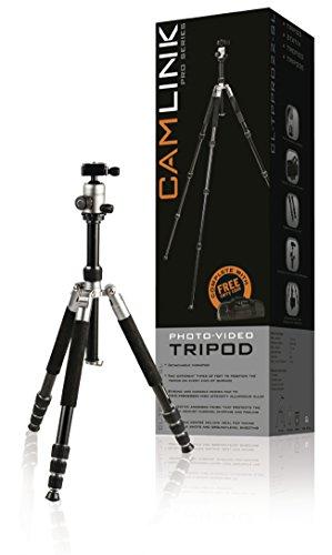 CamLink Stativ, 22mm, silberfarben