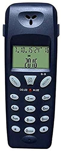 Teléfono Teléfono Testador de Prueba Telecom Herramienta de Red Cable de Red Conjunto de Dispositivos de Prueba Profesional Verifique la línea de teléfono, teléfono Decoración del hogar