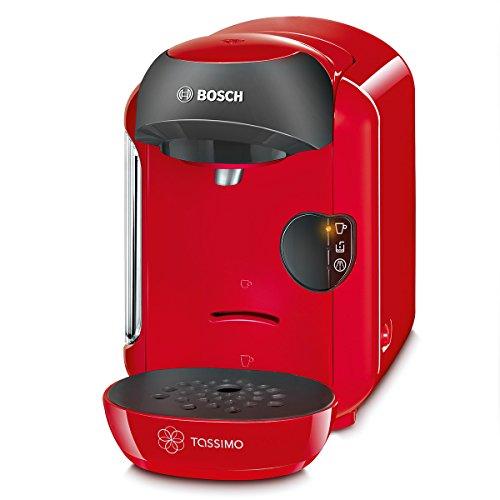 Bosch tas1251macchina macchina automatica per bevande Tassimo, set Vivy (dispositivo compatto con dimensioni, bevande, diversità, vollautomatische 1solo pulsante)