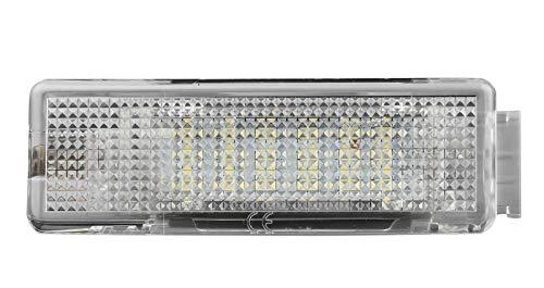 AUTOLIGHT 24 LED Kofferraumbeleuchtung Xenon Weiß Plug&Play ohne Fehlermeldung