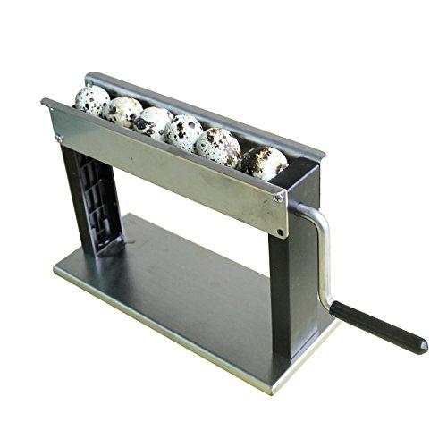 Pelador de huevos de codorniz de codorniz y pájaro, máquina para pelar huevos