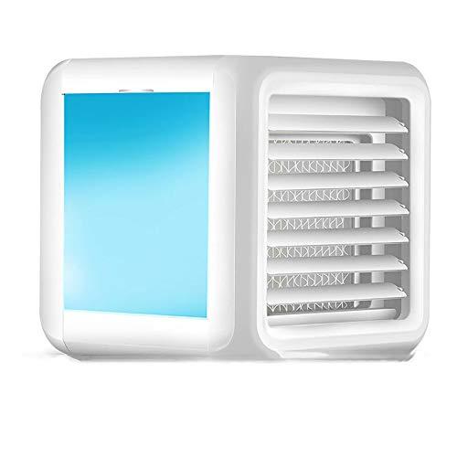 QJJML Ventilador EléCtrico De Sobremesa, De Sobremesa, Refrigerador De Aire De Aire...