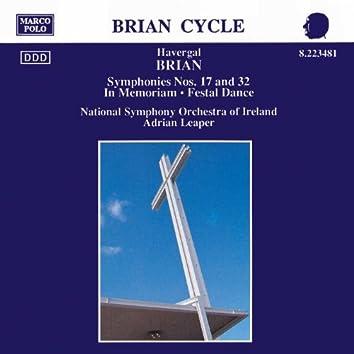 BRIAN: Symphonies Nos. 17 and 32 / In Memoriam