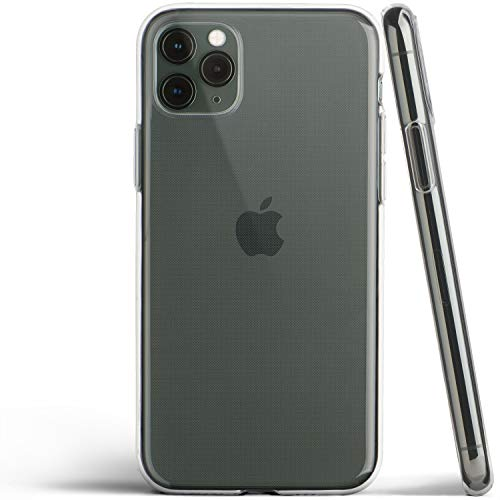 totallee Clear iPhone 11 Pro Max Case, Thin Cover Ultra Slim Minimal - for Apple iPhone 11 Pro Max...