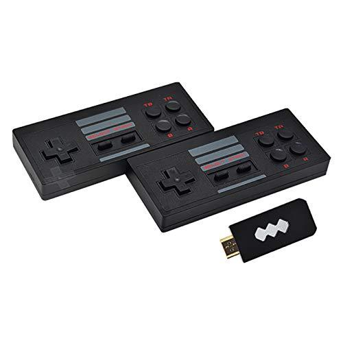 Cavis Console de Jeux HD Console de Jeux HDMI TV Sans Fil Double Console de Jeux RéTro Nostalgique