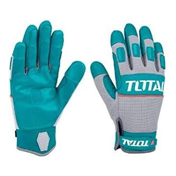 MR LIGHT TOTAL Mechanic Gloves (Multicolour)