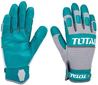 MR LIGHT TOTAL Mechanic Gloves (Multicolour)
