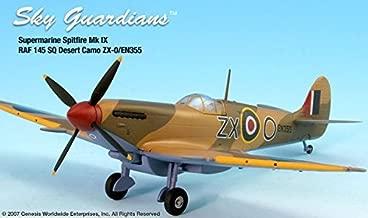 Spitfire Mk IV RAF 145SQ ZX-O/EN355 Airplane Miniature Model Metal Die-Cast 1:72 Part# A02WTW72002-012