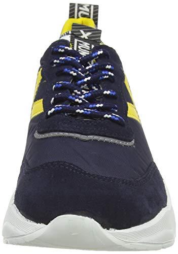 Munich WAVE 17, Zapatillas Adulto, Azul, 46 EU