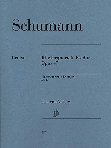 Klavierquartett Es-dur op. 47