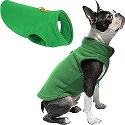 Image of Gooby - Fleece Vest, Small...: Bestviewsreviews