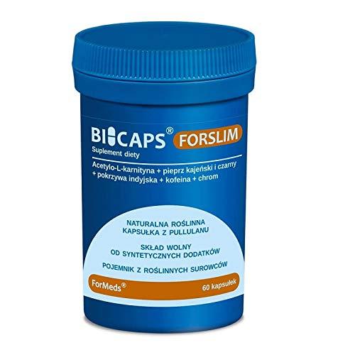 Bicaps Forslim 60 Servings 60 Capsules 31,8 g ForMeds