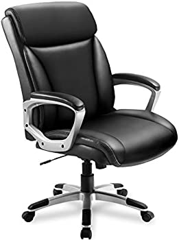 ComHoma Back Comfortable Ergonomic Managerial Office Chair