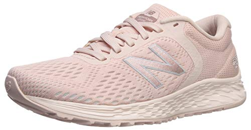 New Balance Women's Arishi V2 Fresh Foam Running Shoe, Oyster Pink/Pink Mist/Pink Mist Midsole, 5.5 M US