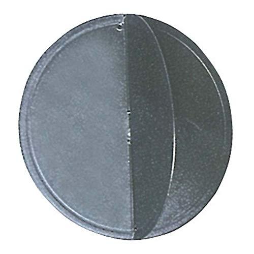 OSCULATI Pallone in policarbonato Nero di Segnalazione