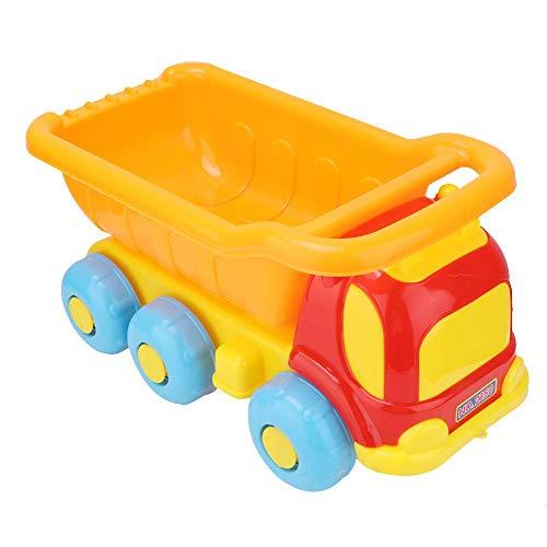Juguetes de plástico para arena de playa para bebés, juego de juguetes para baño en la piscina, juego de vehículos de ingeniería, juguetes, juguetes interactivos educativos tempranos