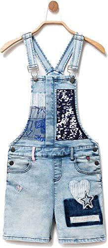 Desigual Jeans Latzhose Bordonaba