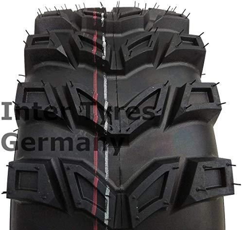 18x8.5-8 P533 HAKUBA Reifen 18x8.50-8 Geländereifen Rasenmäher