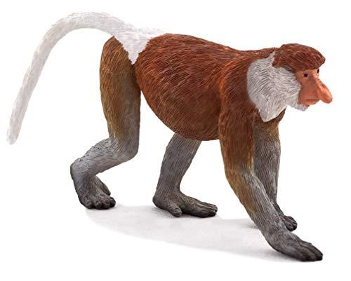 MOJO Proboscis Monkey Animal Model Toy Figure