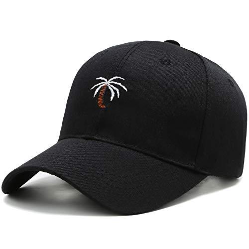 wtnhz Modische Kleidungsstücke Hut Männer koreanische Version der trendigen Wild Caps Trendy Mode Persönlichkeit einfache einfarbige Baseballkappe Geschenk