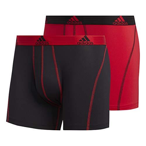 Mens Cotton Trunks Underwear Red