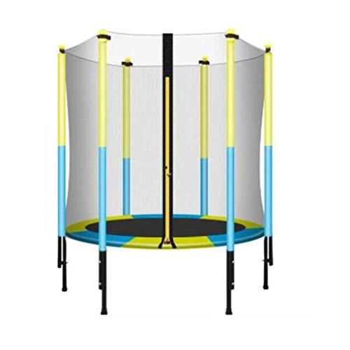 Yuany Kindertrampoline Baby Bounce Bed Kinderen Beschermend Net Thuis Binnen Trampoline Trampoline