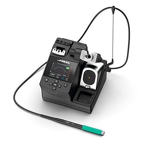 JBC CDE-1SQA (CDES) Precision Soldering Station w/Solder Assistant Display, 120V,Solder Tip NOT Included