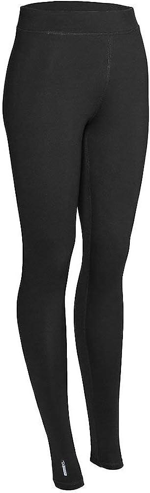 Duofold Womens Flex Weight Pant Black