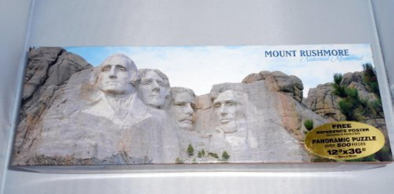 Nuevos productos de artículos novedosos. Mount Rushmore Rushmore Rushmore National Memorial by Impact Puzzles  precio al por mayor