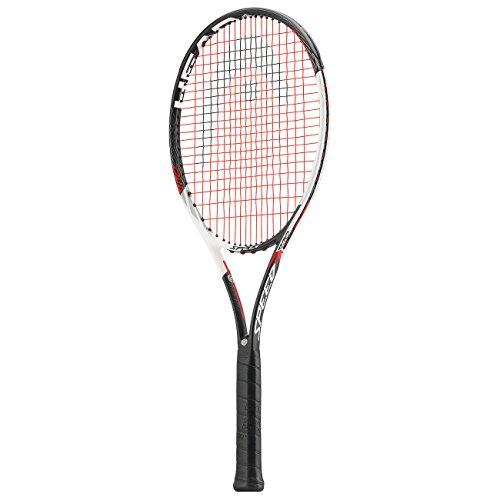 Head 1 Graphene Touch Speed Pro Raquetas de Tenis, Hombre, Blanco/Rojo, U30