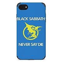 ブラックサバス Black Sabbath アイフォン11/アイフォン11Pro/アイフォン11Pro Max/アイフォンXS Max/アイフォンXR/アイフォン7ウルトラファイバーPUレザー携帯電話ケース