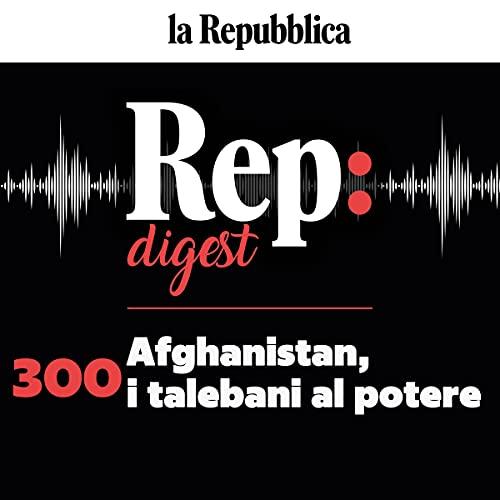 Afghanistan, i talebani al potere copertina