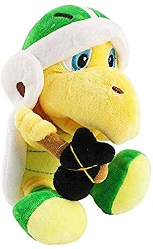 NC165 Mario Peluche/Mario Toy Tortuga Infantil Mario Peluche