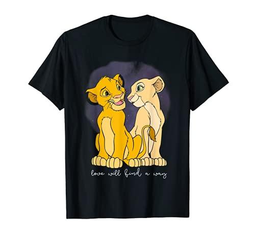 Disney Lion King Simba Nala Love...